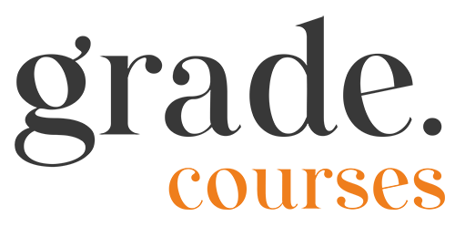 Grade Course enables the learning and understanding of the 11 factors that one needs to meet global employability standards